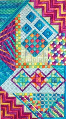 Bora Bora by Needle Delights Originals