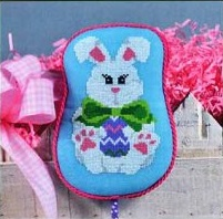 Pepperberry Designs Bow tie Bunny