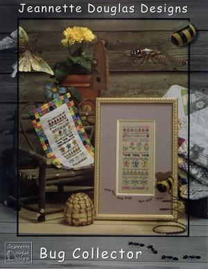 Bug collector by Jeannette Douglas Designs