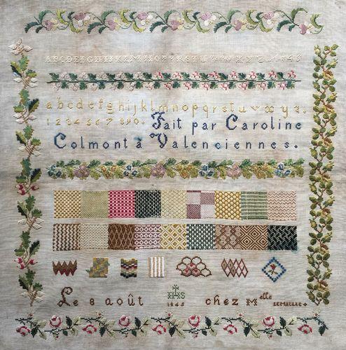 Reflets de Soie Caroline Colmont