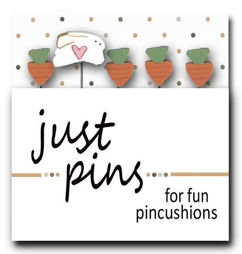 JUBCO Carrot patch pin set