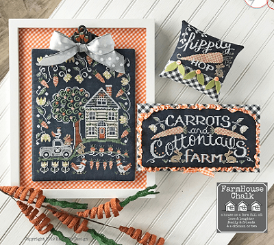 CARROTS & COTTONTAILS – FARMHOUSE CHALK by Hands On Designs