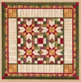 Cherokee star by Laura J.Perin Designs