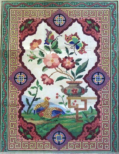 Reflets de Soie Chinois 1855