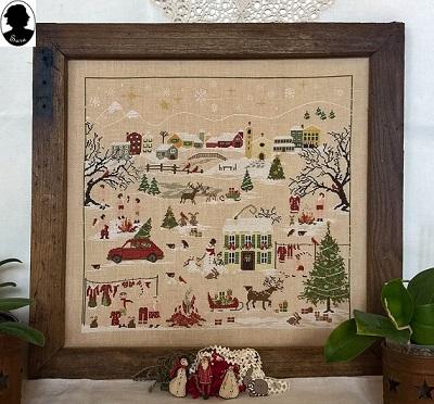 Christmas last minute by Sara Guermani