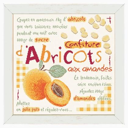 Confiture-Apricots by Lili Points