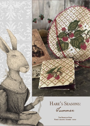 Hare's Seasons BOOK Summer by The Primitive Hare