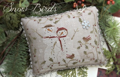 Snowbirds by With Thy Needle & Thread