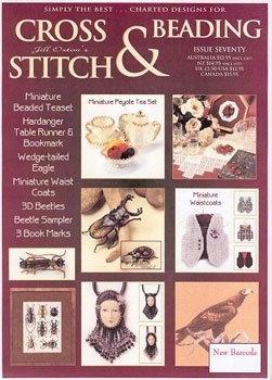 Jill Oxton Cross Stitch & Beading #70