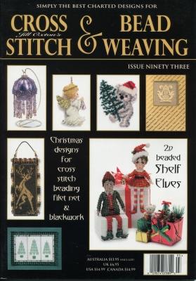 Jill Oxton Cross Stitch & Bead Weaving Issue 93