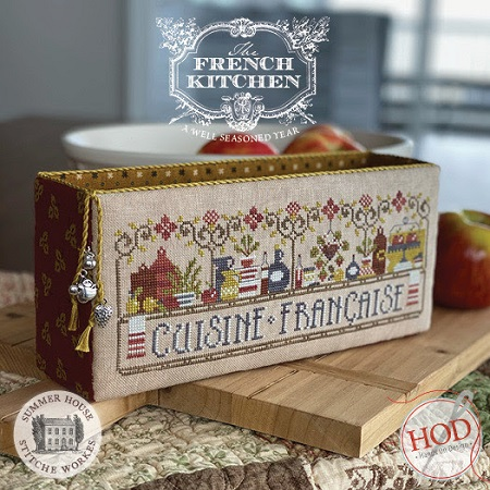 Hands on Designs Cuisine Francaise - The French Kitchen