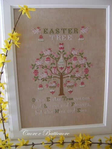 Cuore e Batticuore Easter Tree