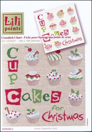 Cup cakes by Lili Points