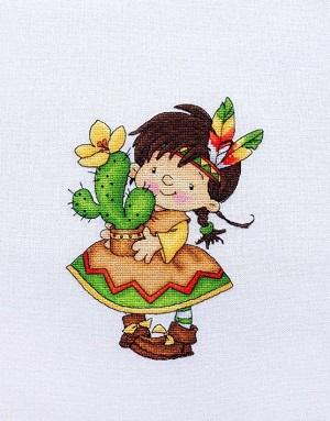 Daughter of Great Plains by Lan-Svit