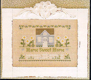 Daisy Lane Cottage by Little House of Needleworks