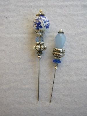 Denise BIG pin set