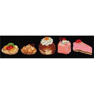 Five desserts by Thea Gouverneur