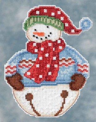 Debbie Mumm/Mill Hill Jingle Snowbell,DM204101