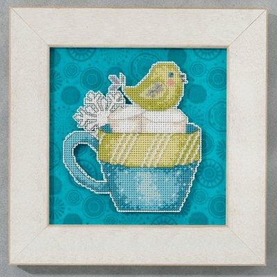 Debbie Mumm/Mill Hill Marshmallow Sweet,DM205101
