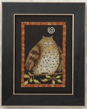Hooty Owl,DM300101, by Debbie Mumm