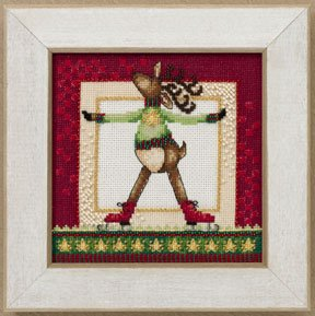Debbie Mumm/Mill Hill Randolf-DM300204