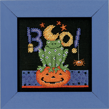 Debbie Mumm/Mill Hill Boo Frog,DM303104