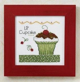 Lil' Cupcake,DM307206,by Debbie Mumm