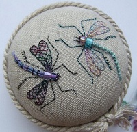 Private MAKE A PINCUSHION Class