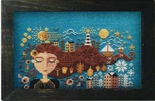 Barbara Ana Designs Dreaming Girl