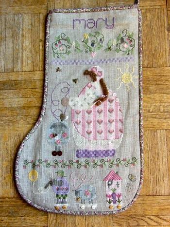Shepherd's Bush Mary's Stocking