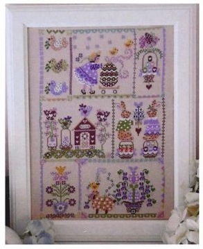Easter in quilt by Cuore e Batticuore