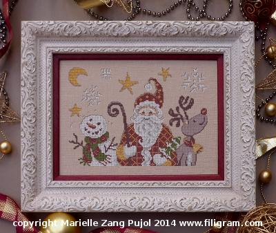 Filigram Christmas &Co,A96