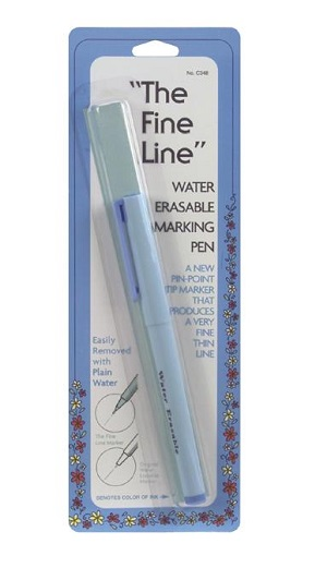 Water Erasable Marking Pen