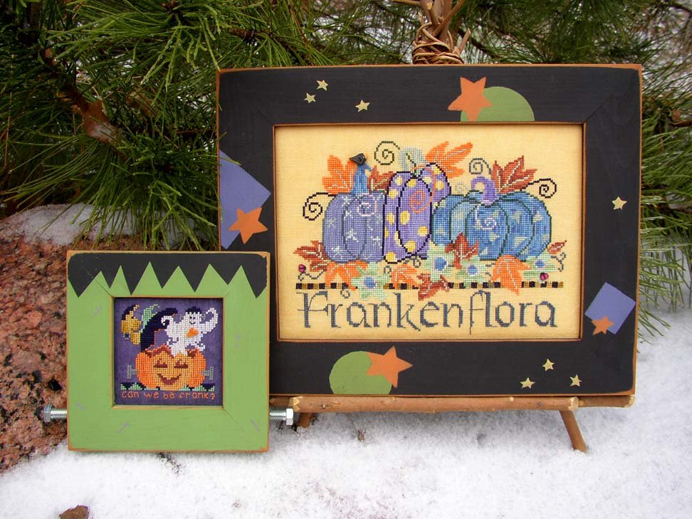 Frankenflora by Samsarah Design Studio