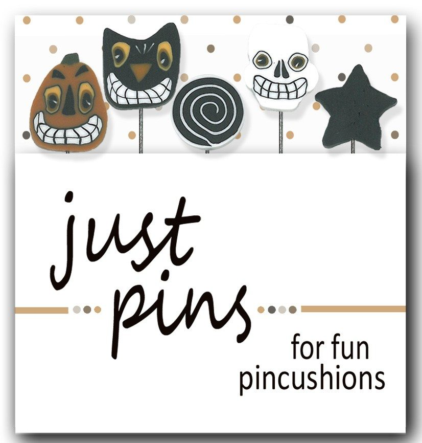 JUBCO Fright night pin set