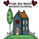From the Heart Needleart by Wendy