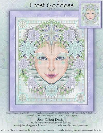 Joan Elliott Frost Goddess