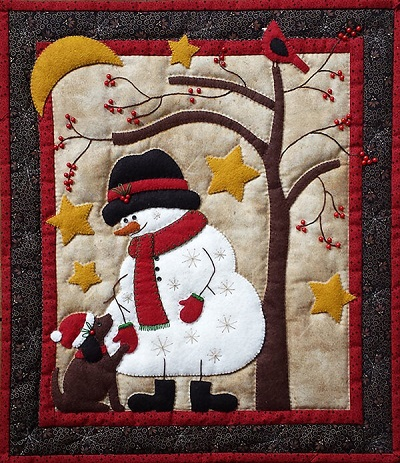 Frosty & Friend Kit by Rachael's of Greenfield