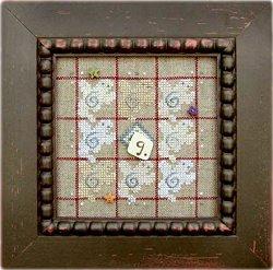 Samsarah Design Studio Alphabet baubles-G is for Ghost