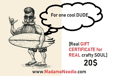GIFT CERTIFICATE-20$