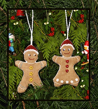 Gingerbread Cookies by The Victoria Sampler