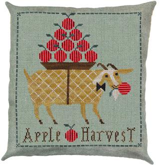 Artful Offerings Giddy Goat Apple Harvest
