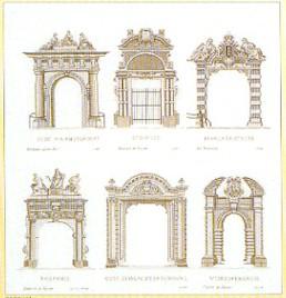 Portals - Arches by Thea Gouverneur