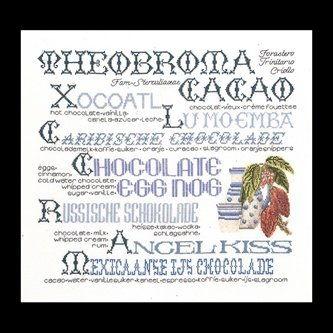 Chocolate sampler by Thea Gouverneur