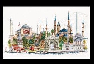 Istanbul by Thea Gouverneur