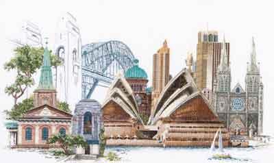 Sydney by Thea Gouverneur