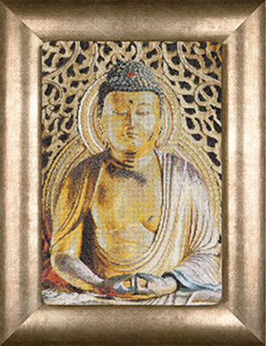 Buddha by Thea Gouverneur