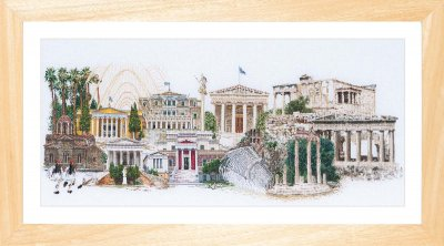 Athens by Thea Gouverneur