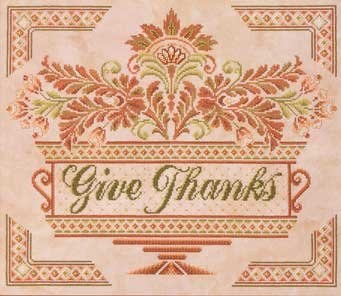 Give thanks by Glendon Place
