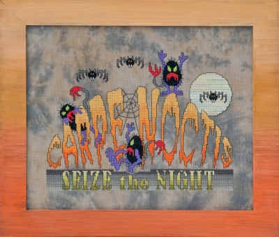 Carpe Noctis (Seize the Night) by Glendon Place